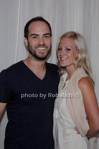 Jeffrey Tonnesen and Erika Austin