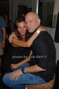 Audrienna Bonura and Steve Kasuba
