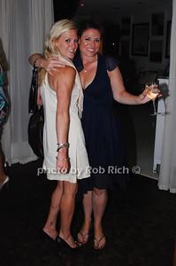 Erika Austin and Jessica Berger