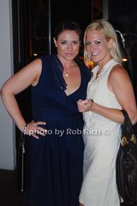 Jessica Berger and Erika Austin