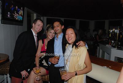 Jeff Thompson, Elizabeth Nims, Jo Ferano and Jeannie Kaok