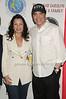 Fran Drescher and Chaz Palmitieri attends the  Cancer Schmancer Family Day At East Hampton Studio (June 19,2011)