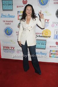 Fran Drescher hosts the  Cancer Schmancer Family Day At East Hampton Studio (June 19,2011)
