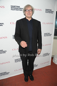 Simon Curtiss attends the Clarins celebrates Lauren Bush Lauren and FEED at HIFF at Nick and Tony's restaurant (October 15, 2011)