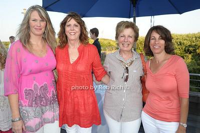 Teri Meekins, Ms.Kelly, Pat Garrity, Lisa Alexander  photo by Rob Rich/SocietyAllure.com © 2011 robwayne1@aol.com 516-676-3939