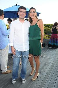 Lewis Delesia, Eva Grecco  photo by Rob Rich/SocietyAllure.com © 2011 robwayne1@aol.com 516-676-3939
