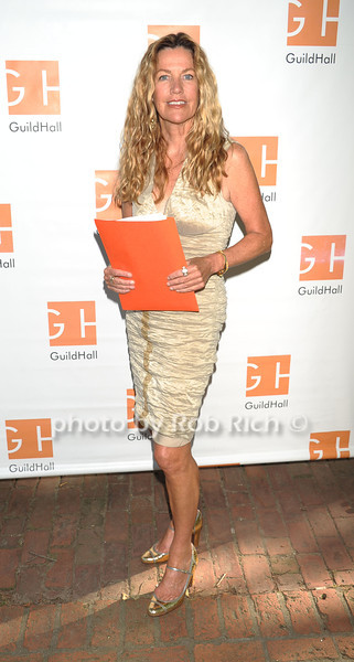 Barbara Jo Howard attends the Guild Hall Summer Gala at Guild Hall (August 12, 2011)