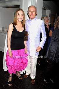Ellin Delsner and Ron Delsner attend the Guild Hall Summer Gala at Guild Hall (August 12, 2011)