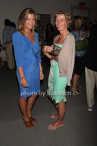 Marie Becker and Susanna Becker attend the Guild Hall Summer Gala at Guild Hall (August 12, 2011)