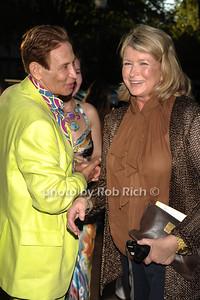 Dr.Luis Feder, Martha Stewart photo by Rob Rich/SocietyAllure.com © 2011 robwayne1@aol.com 516-676-3939