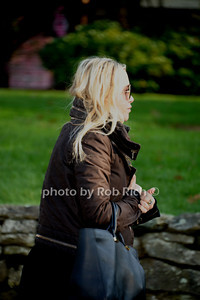 Mary Kate Olsen attends the HIFF  Chairman's Reception at the residence of Stuart Match Suna.(October 15, 2011).