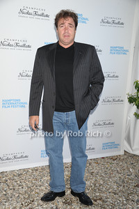 Michael Rispoli attends the HIFF  Chairman's Reception at the residence of Stuart Match Suna.(October 15, 2011).