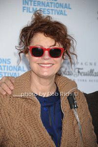 Susan Sarandon attends the HIFF  Chairman's Reception at the residence of Stuart Match Suna.(October 15, 2011).