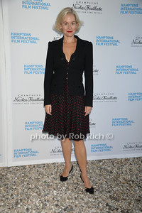 Penelope Ann Miller attends the HIFF  Chairman's Reception at the residence of Stuart Match Suna.(October 15, 2011).