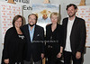 Karen Arikian, James Lipton, Cindy Meel,and David Nugent  attend the HIFF and Guild Hall SummerDoc screening of BUCK at Guild Hall (June 4,2011)