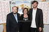 James Lipton, Karen Arikian, and David Nugent attend the HIFF and Guild Hall SummerDoc screening of BUCK at Guild Hall (June 4,2011)