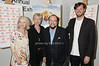 Ruth Applehoff, Cindy Meel, James Lipton, and David Nugent  attend the HIFF and Guild Hall SummerDoc screening of BUCK at Guild Hall (June 4,2011)