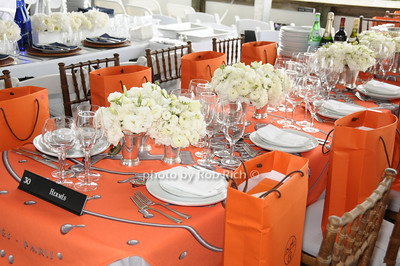 Hermes table photo by Rob Rich © 2009 robwayne1@aol.com 516-676-3939