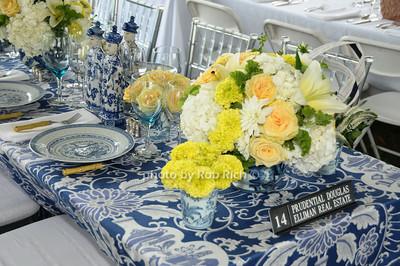 Prudential Douglas Elliman table photo by Rob Rich © 2009 robwayne1@aol.com 516-676-3939