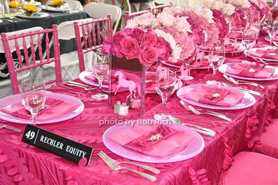 Rechler table photo by Rob Rich © 2009 robwayne1@aol.com 516-676-3939