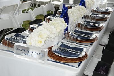 David Yurman table photo by Rob Rich © 2009 robwayne1@aol.com 516-676-3939