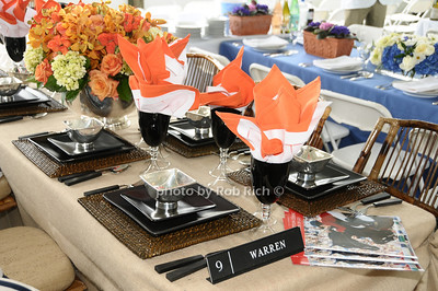 Warren table photo by Rob Rich © 2009 robwayne1@aol.com 516-676-3939