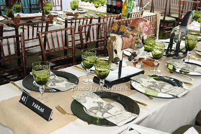 Farkas table photo by Rob Rich © 2009 robwayne1@aol.com 516-676-3939