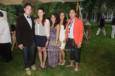 Tom Stahl, Amy Seabury, Lisa Barone, Kelsey  Hooper, Joe Rockstar photo by Rob Rich/SocietyAllure.com © 2011 robwayne1@aol.com 516-676-3939