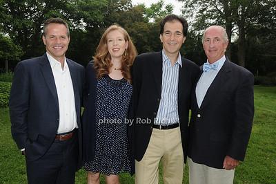 Bill Ulfelder, Dorian Fuhrman, Gary Fuhrman, Jeff Hughes photo by Rob Rich/SocietyAllure.com © 2011 robwayne1@aol.com 516-676-3939