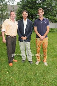 Jack de Lashmet, Charles Marder, Geoffrey Nimmer photo by Rob Rich/SocietyAllure.com © 2011 robwayne1@aol.com 516-676-3939