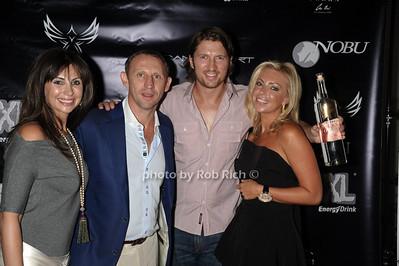 Olga Kislin, Arik Kislin, Charles Ferri, Sonya Goldberg photo by Rob Rich/SocietyAllure.com © 2011 robwayne1@aol.com 516-676-3939