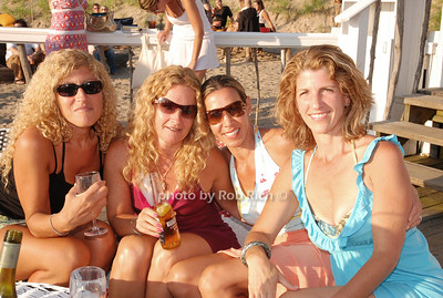 Catherin, Louise, Bonnie and Livin