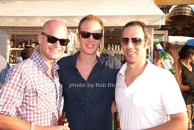 Mathew Van Zile, Paul G and Brad Scheider