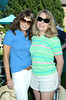 Southampton- July 12:(l-r)  Cheri Kaplan, Isabelle Diderman  attend the Poolside Lawn party at the Southampton Inn on Sunday, July 12, 2009.    (photo by Rob Rich/SocietyAllure.com)
