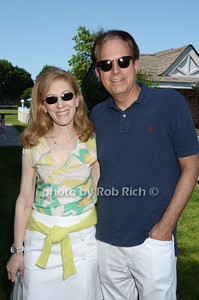 Southampton- July 12:(l-r) Shari Adler, Ed Adler attend the Poolside Lawn party at the Southampton Inn on Sunday, July 12, 2009.    (photo by Rob Rich/SocietyAllure.com)
