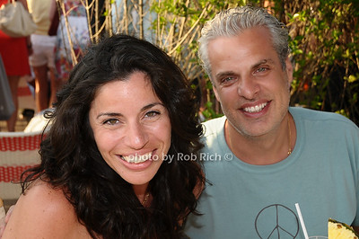 Sandra Ripert, Eric Ripert photo by Rob Rich © 2009 robwayne1@aol.com 516-676-3939
