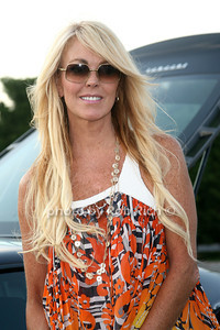 Dina Lohan photos by Jakes van der Wal