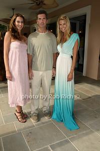 Jamie Jo Harris,Justin Mitchell, Beth Ostrosky photo by Rob Rich © 2009 robwayne1@aol.com 516-676-3939