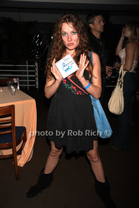 Actress Samantha Ruddock from the Adventures of Bizzy Bee attends the openig night party of the Hamptons International Film Festival at East Hampton Point (October 13, 2011)