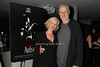 """Penelope Ann Miller and James Cromwell attend the reception for the screening of """"The Artist"""" at 75 Main restaurant(October 15, 2011)."""