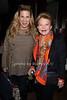 "Margo McNabb Nederlander and Charlene Nederlander attend the reception for the screening of ""The Artist"" at 75 Main restaurant(October 15, 2011)."