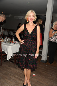 """Penelope Ann Miller attends the reception for the screening of """"The Artist"""" at 75 Main restaurant(October 15, 2011)."""
