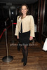 """Bettina Zilka attends the reception for the screening of """"The Artist"""" at 75 Main restaurant(October 15, 2011)."""