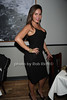 """Lu Berry attends the reception for the screening of """"The Artist"""" at 75 Main restaurant(October 15, 2011)."""
