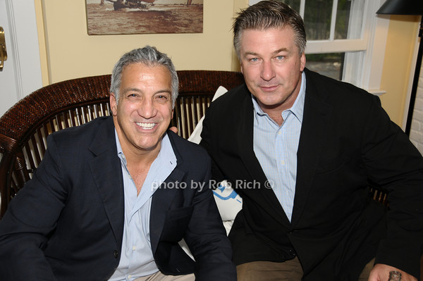 Dr. Gerald Curatola, Alec Baldwin<br /> photo by Rob Rich © 2009 516-676-3939 robwayne1@aol.com