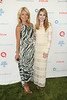 Kelly Ripa and Emma Roberts attend Super Saturday 14 to benefit the Ovarian Cander Research fund  at Nova's Ark Project (July 30, 2011)