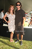 Jill Zarin and Jonathan Cheban attend the Bridgehampton Polo Challenge at Two Trees Farm (July 30, 2011)
