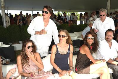 guests, Veronica Webb, Chris Del Gatto  photo by Rob Rich/SocietyAllure.com © 2011 robwayne1@aol.com 516-676-3939