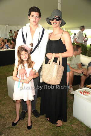 Lily Brant, Peter Brant, Linda Evangelista photo by Rob Rich/SocietyAllure.com © 2011 robwayne1@aol.com 516-676-3939