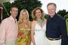 Bruce Richards, Avis Richards, Ellen Scarborough, Chuck Scarborough<br /> photo by Rob Rich © 2009 robwayne1@aol.com 516-676-3939